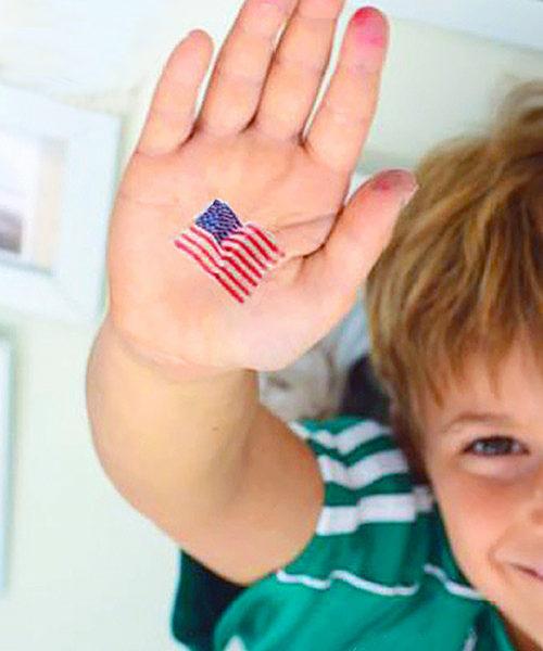 Flag Tattos